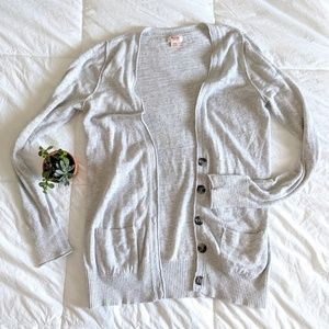 Mossimo Pocket Cardigan